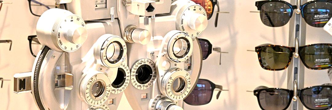 Contrôle de votre vue en magasin : l'examen optométrique