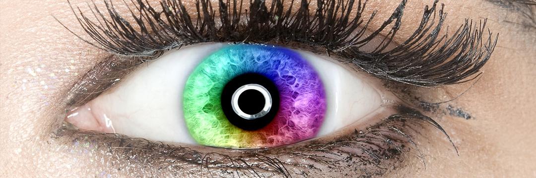 Les lentilles photochromiques sont chez votre opticien