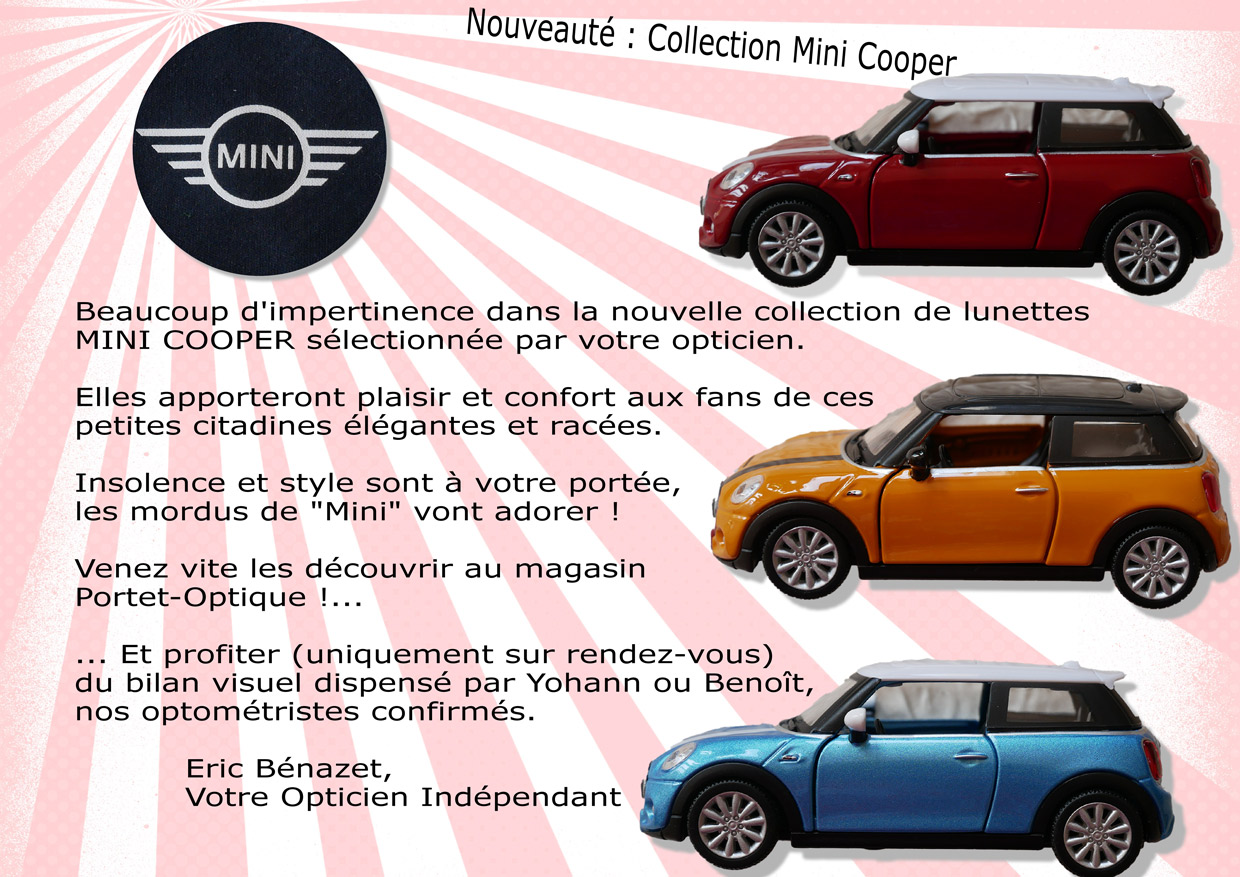 Collection Mini Cooper
