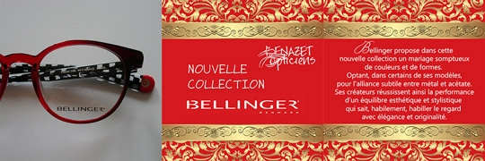 Nouvelle Collection Bellinger